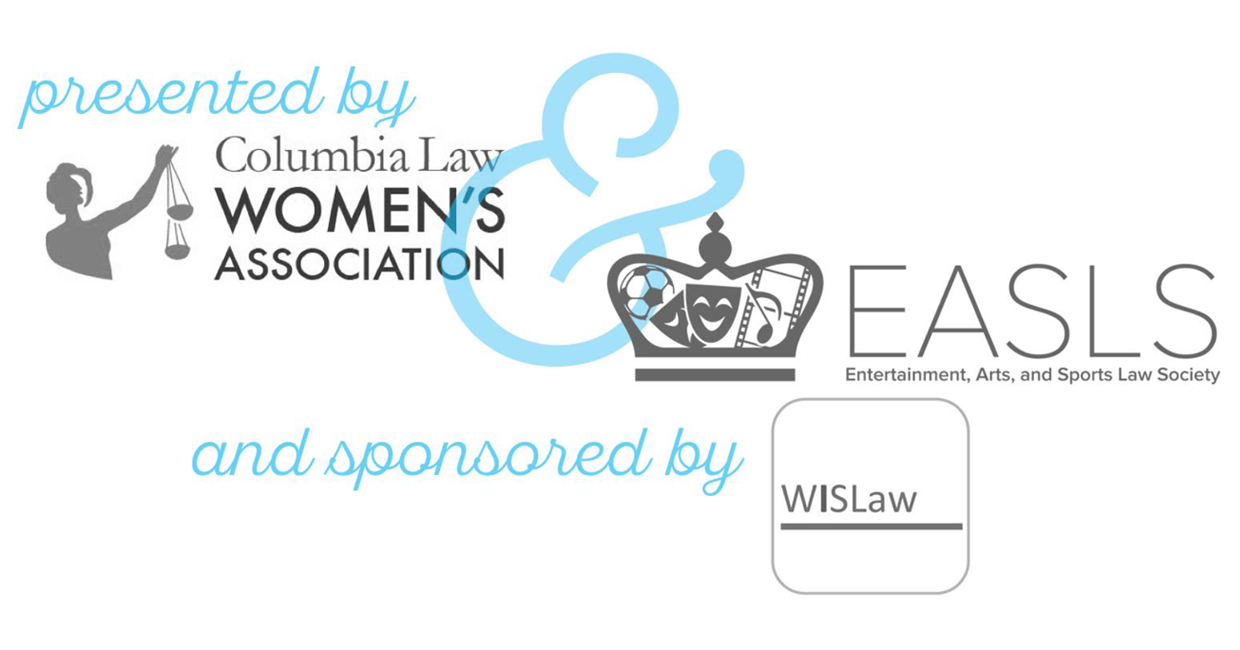 Women In Sports Law event at the Columbia Law School in NYC
