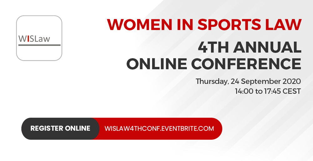 WISLaw 4th Annual Online Conference